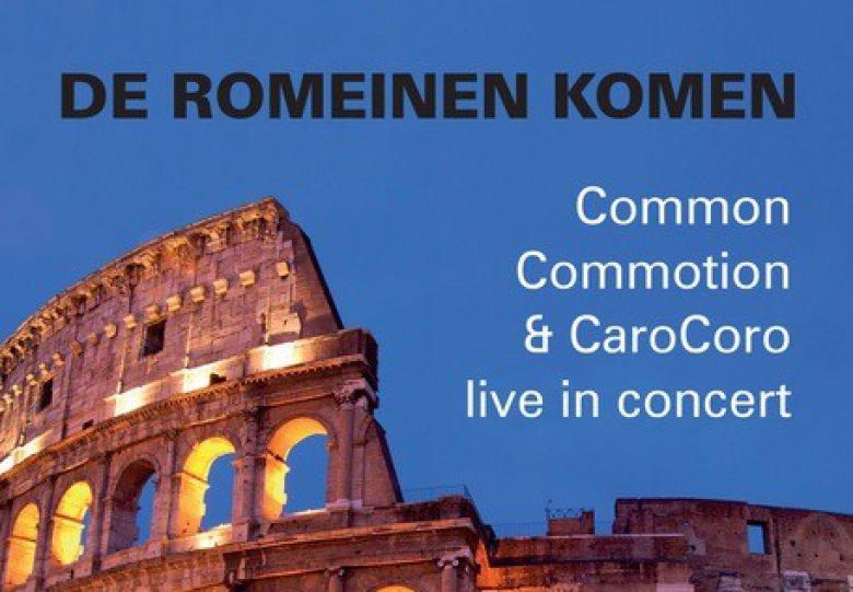 """Concert """"De Romeinen komen!"""""""