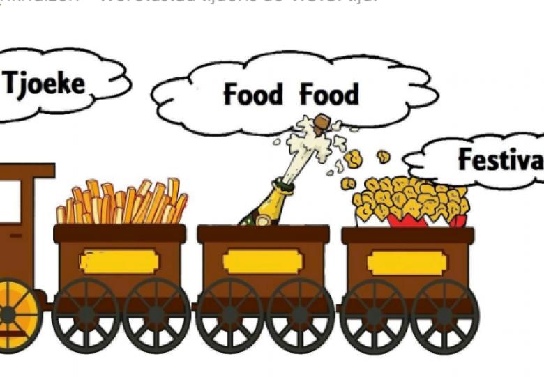 Foodtruck Festival Tjoeke Tjoeke Food Food
