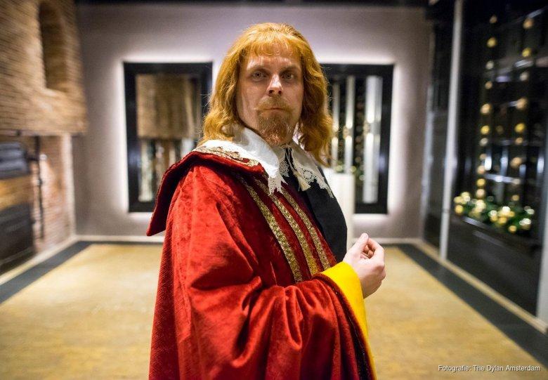 Vondels Gijsbreght van Aemstel eenmalig in kasteel Doorwerth