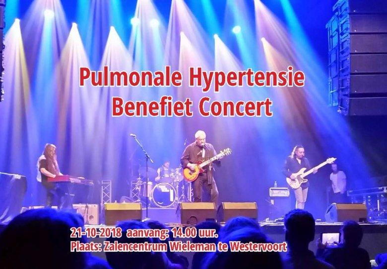 Pulmonale Hypertensie Benefiet Concert