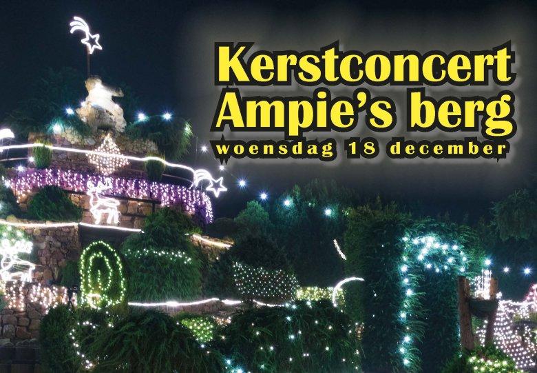 Kerstconcert Ampie's Berg