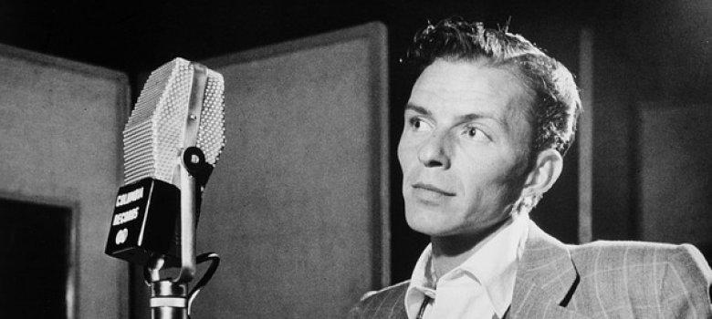 Frank Sinatra - Ol'Blue Eyes