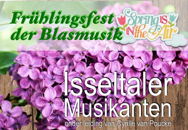 Frühlingsfest der Blasmusik met de Isseltaler Musikanten