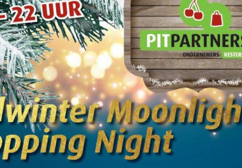 Midwinter Moonlight Shopping Night