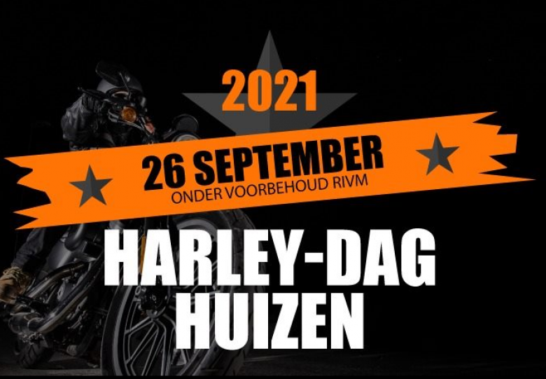 HARLEY-DAG HUIZEN