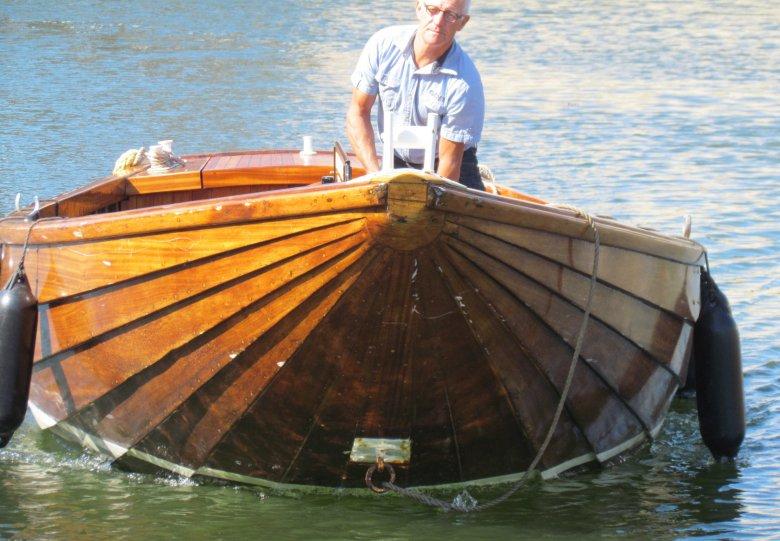 Rondvaart door de haven van Zierikzee met een peilvlet