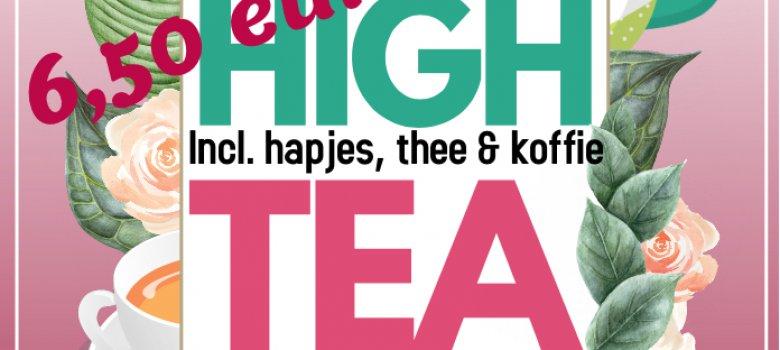 High Tea Middag