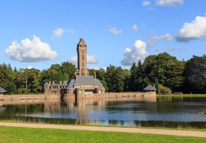 Virtuele tour in het Jachthuis Sint-Hubertus
