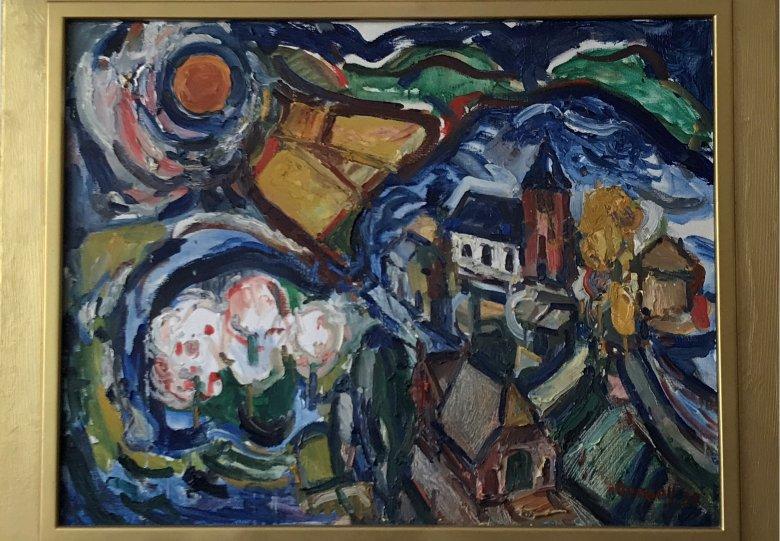Kunstroute Jan van Anrooy, Symfonie van de Betuwe