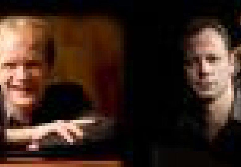 Bert van den Brink en Jasper Somsen