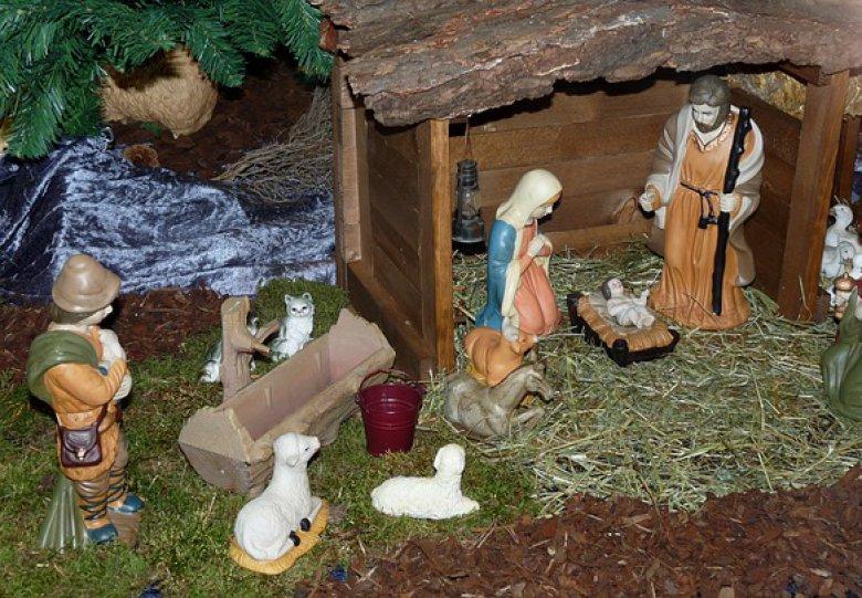 Kerststallen tentoonstelling