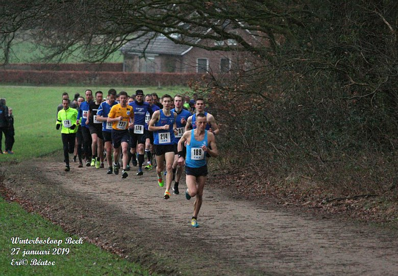 Beekse Trailrun in Montferland