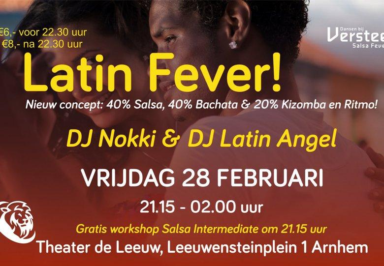 Latin Fever!
