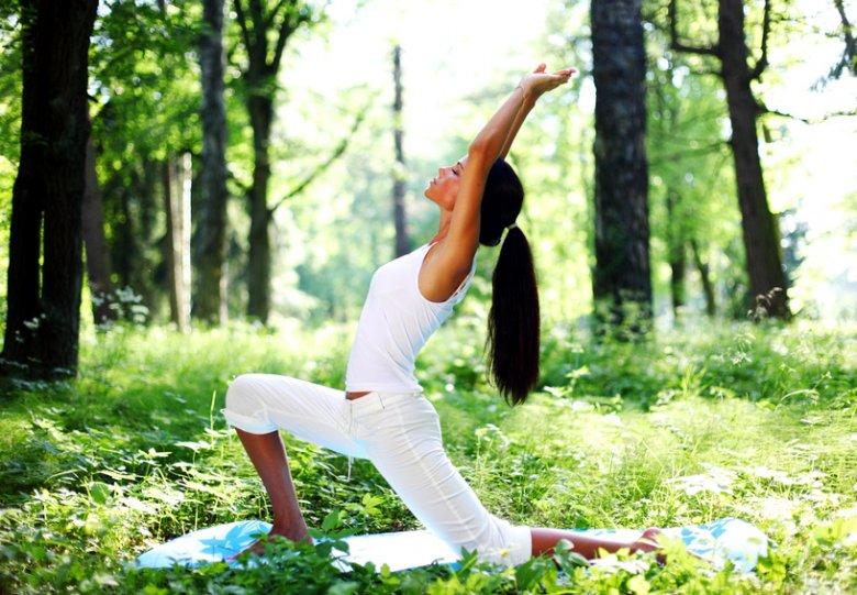 Yoga Walk