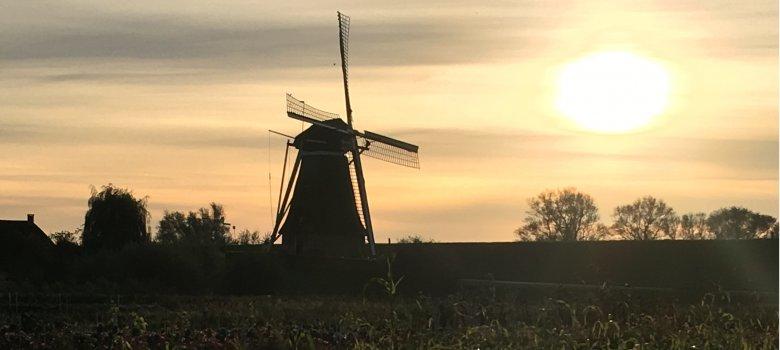 De molen van Waardenburg opent de deuren