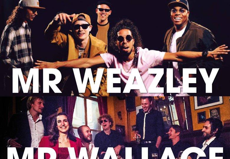 Mr. Wallace & Mr. Weazley
