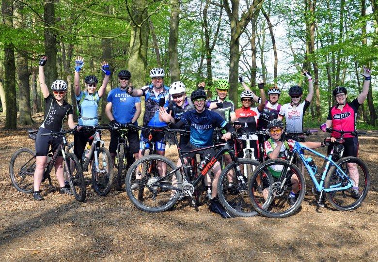 Eendaagse mountainbike clinic – Austerlitz/Zeist