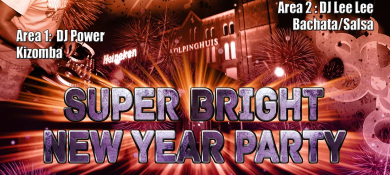 Super Bright New year Party