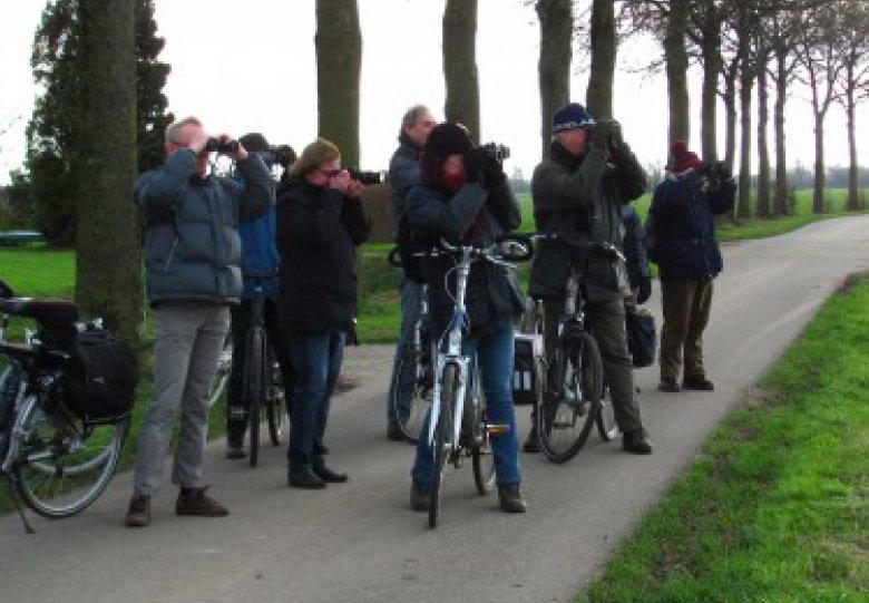 fiets/wandelingexcursie Netterden