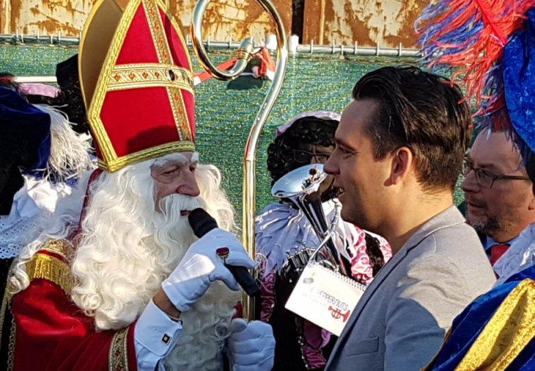 Sinterklaas krijgt pakjeshuis in Putten