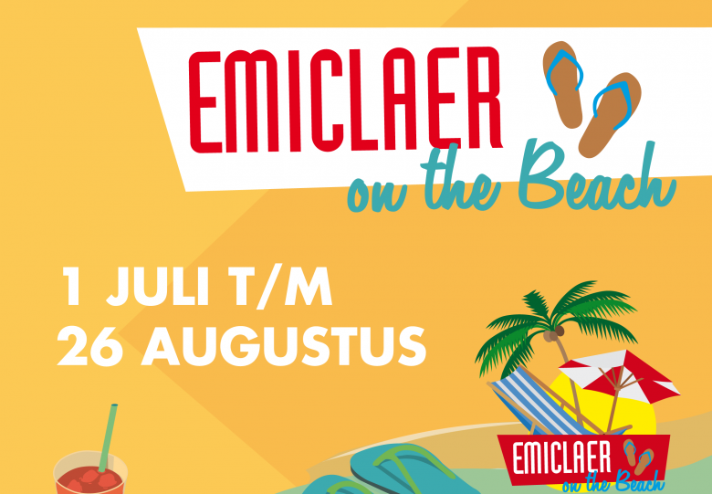 Emiclaer on the Beach