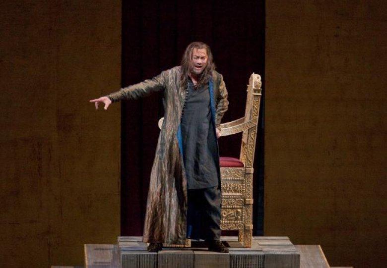 Boris Godunov - Modest Moessorgski   The Metropolitan Opera