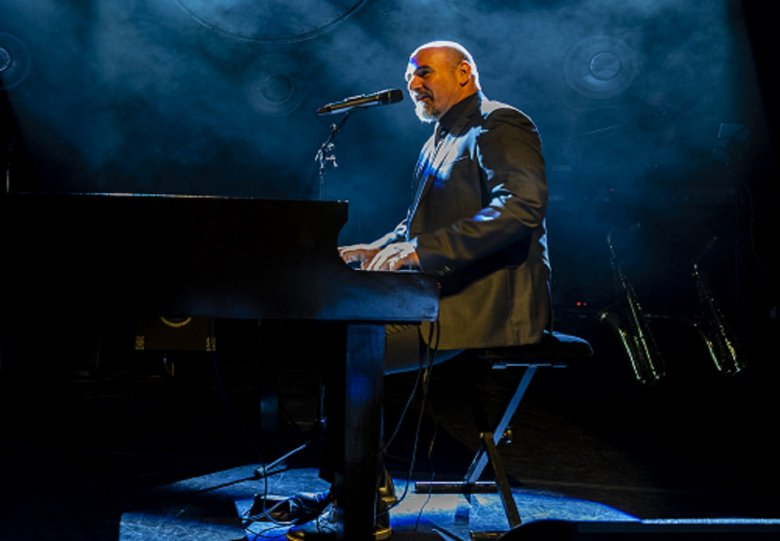 Billy Joel theatershow in Beusichem