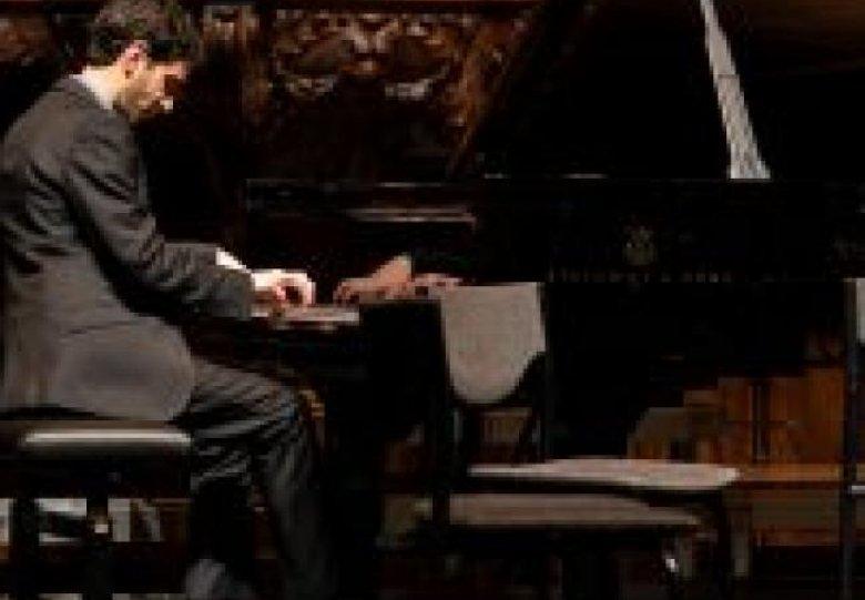 Ishay Shaer – piano Rhenen