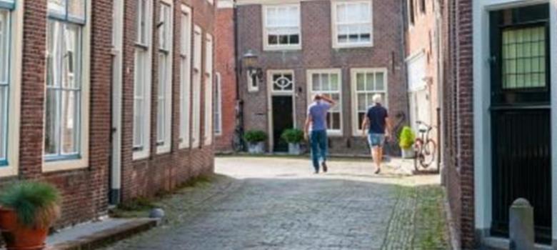 Stadswandeling Oud Enkhuizen - Oude Centrum