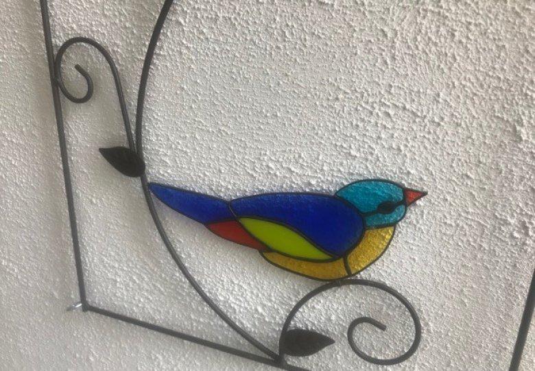 Workshop Glas in koper: Tiffany