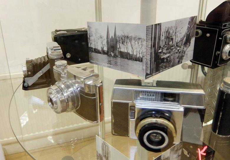 1953, camera's en foto's