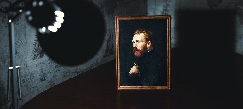 Ontdek van Gogh bij je thuis