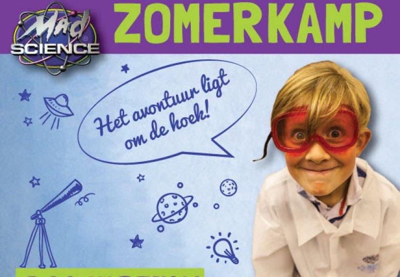Mad Science Crazy Zomerkamp
