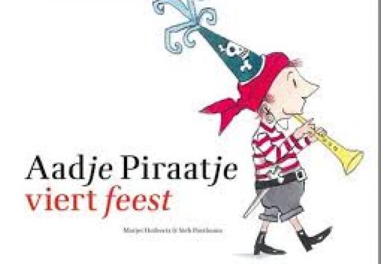 Aadje Piraatje viert feest (concert)