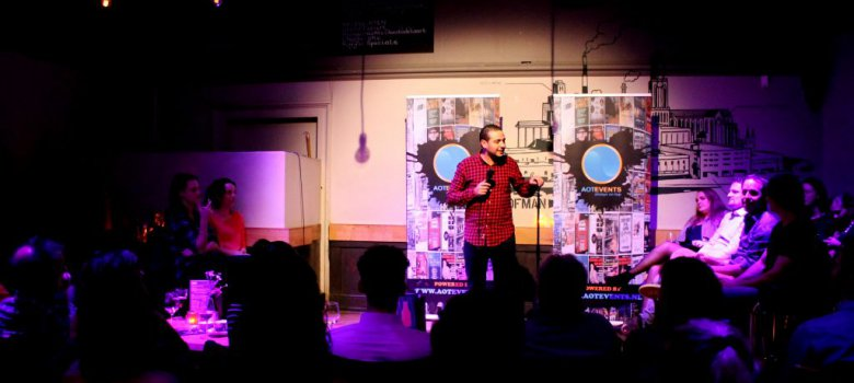 Utrecht Lacht: Open Mic, Comedy Night