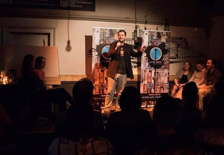 Utrecht Laughs: Open Mic, Comedy Night