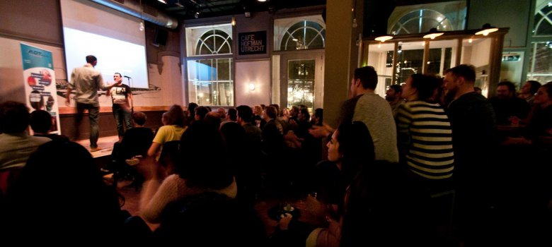 Utrecht Lacht: Try Out, Comedy Night