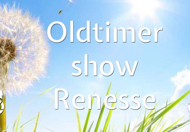 Oldtimershow Renesse aan Zee