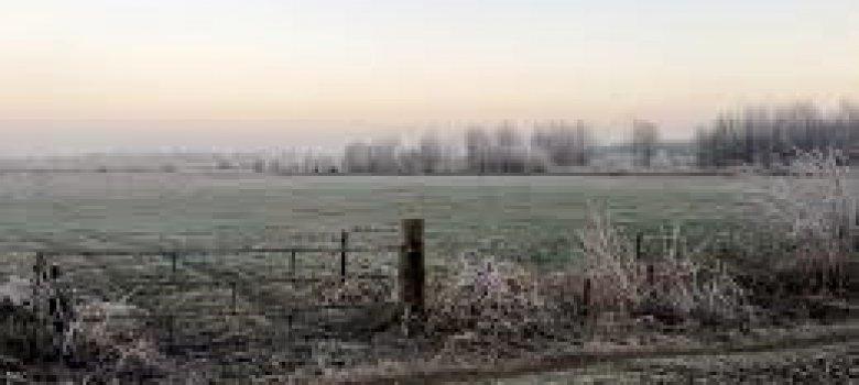 Winterwandeling op Heerlijkheid Stoutenburg