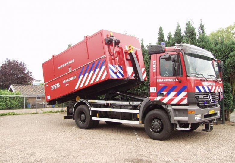 Brandweerdagen bij Brandweermuseum Rijssen