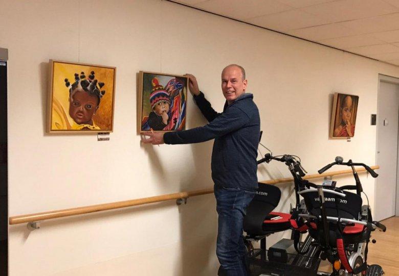 """Expositie """"Oogcontact"""" Gasthuis Gorkum"""