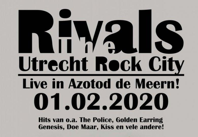 The Rivals: Utrecht Rock City