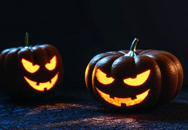 Halloween knutselmiddag en -kaboutertocht.