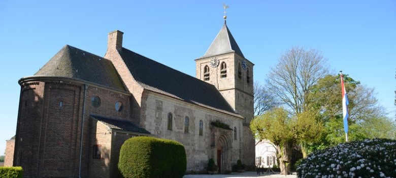 Openstelling Oude Kerk Oosterbeek