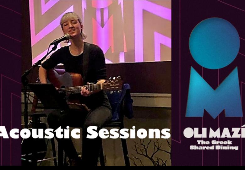 Acoustic Sessions at OLI MAZÍ
