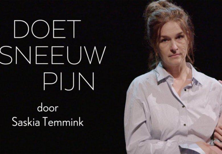 Saskia Temmink - Solo Stories   Doet sneeuw pijn