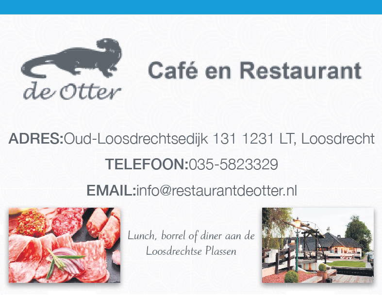Cafe Restaurant de otter