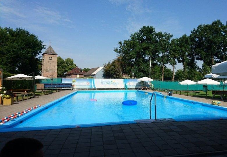 Openluchtzwembad De Tuimelaar