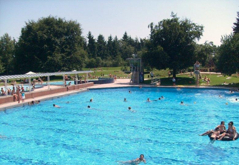 Openluchtzwembad Klarenbeek