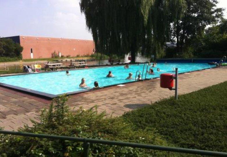 Zwembad Het Blauwe Meer